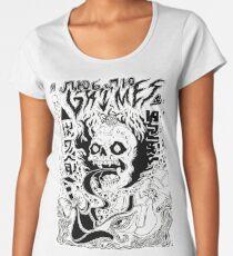 Camiseta premium para mujer Grimes - Visiones