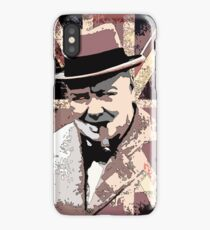 Sir Winston Churchill iPhone Case