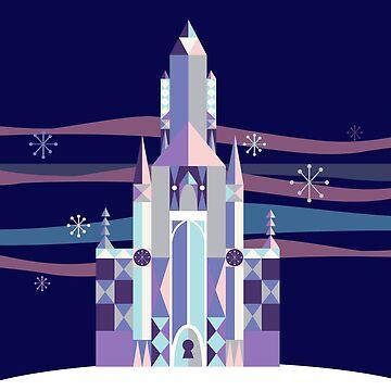 Ice Castle by Lunamis