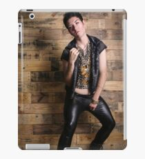 Austin Warren - Leopard Realness Vertical iPad Case/Skin