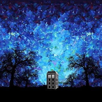 lonely phone booth by NadiyaArt