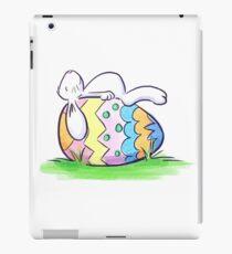 Sleeping Easter Bunny iPad Case/Skin