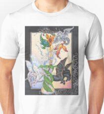 Unicorns, Dragon, Phoenix, Sacred Tortoise T-Shirt