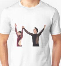Tessa and Scott Unisex T-Shirt