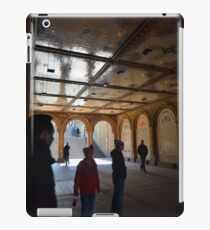 Bethesda Terrace Arcade iPad Case/Skin