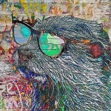 Otter Bro by VigilanteSilver