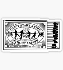 Bruce Springsteen - Dancing in the Dark Sticker