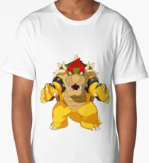 Bowser  Long T-Shirt