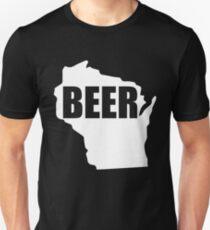 Michigan Beer Unisex T-Shirt