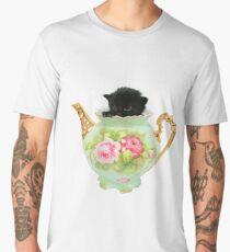 Time for Kit-Tea Men's Premium T-Shirt