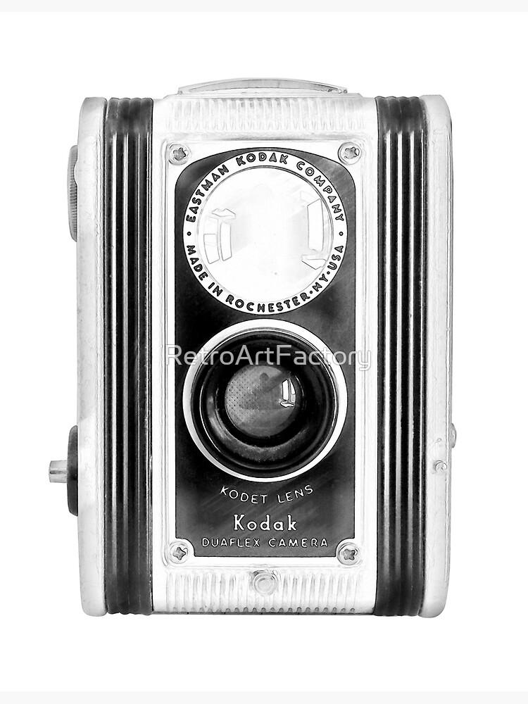 Kodak Duaflex Vintage Camera #2 by RetroArtFactory