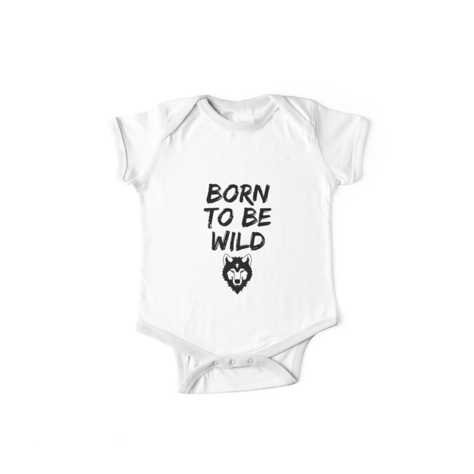 7ebdb38e Born to be wild - Wolf