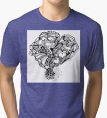 Hearty Weather Tri-blend T-Shirt