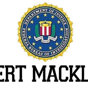 Bert Macklin FBI by prodesigner2