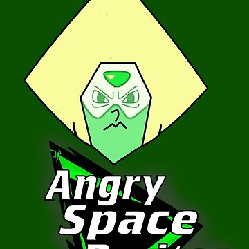Angry Space Doritos by LunaHarker