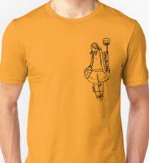 Basketball Girl Unisex T-Shirt