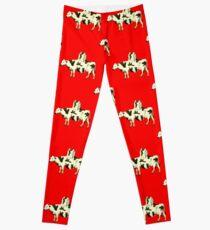 SURREALISM - Cow Product  Leggings