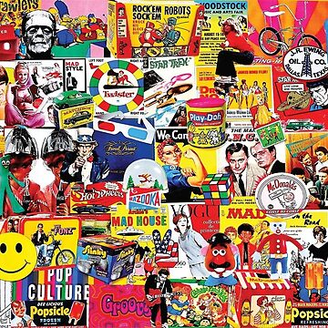 American Pop Culture by prodesigner2