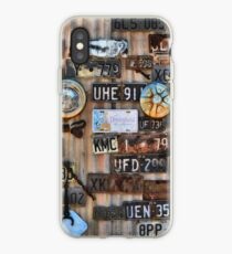 Lost in the Outback - Gwalia WA iPhone Case