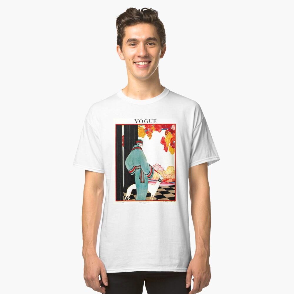 VOGUE: Vintage 1922 Werbung Print Classic T-Shirt