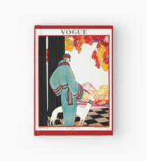 VOGUE: Vintage 1922 Werbung Print Notizbuch