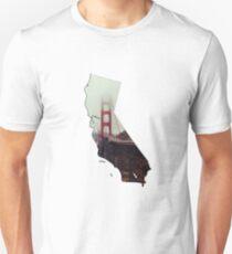 San Francisco Golden Gate Bridge, California hipster T-Shirt