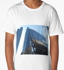 Modern Architecture, Midtown West, New York City Long T-Shirt