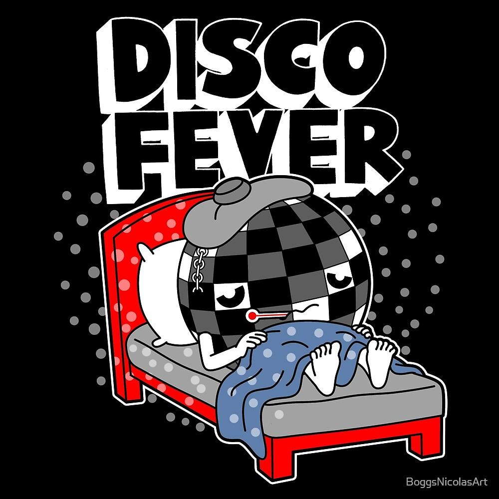 Disco Fever by BoggsNicolasArt