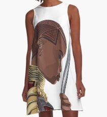 Okoye A-Line Dress