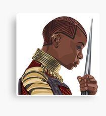 Okoye Canvas Print