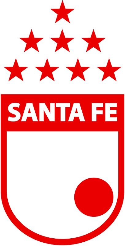 Santa fe campeón de la copa suramericana by o2creativeny