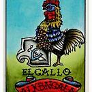 1.- El Gallo by alxbngala