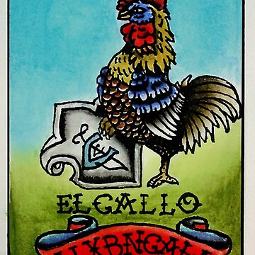 1.- El Gallo by alxbngala
