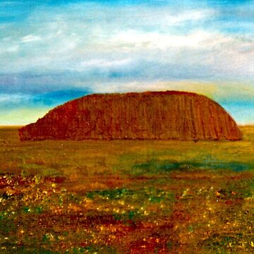 Uluru, Northern Territory, Australia. by chrisjoy