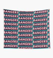 OFFICIAL NEW ENGLAND BANGERS BOX LOGO Wall Tapestry