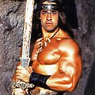 Jeff The Barbarian by Jeff  Burns