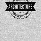 Architecture - Guaranteed Fresh by Bob Borson