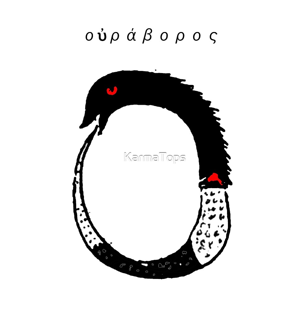 The Ouroboros by KarmaTops