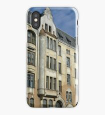 Riga architecture iPhone Case/Skin