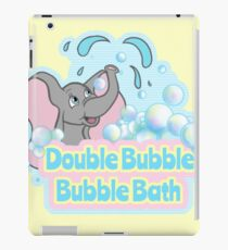 Double Bubble Bath iPad Case/Skin