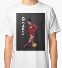 Roberto Firmino 9 - Liverpool Classic T-Shirt
