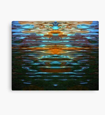 Mystical Deep Canvas Print