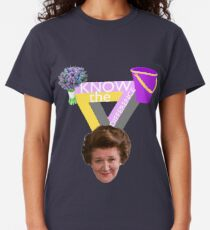 Know the Difference- Hyacinth Bucket Classic T-Shirt