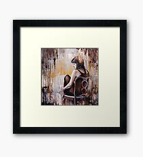 Cassiopea Framed Print