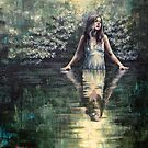 Lady of the lake by Aida Sabic