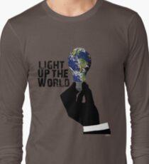 light up the world Long Sleeve T-Shirt