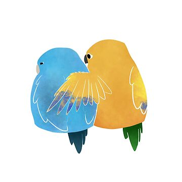 Birds of a Feather by parrotproducts
