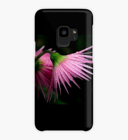 Pink Gerber Case/Skin for Samsung Galaxy
