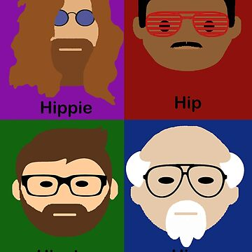 the hippie revolution in colour by BeMyGoodTime