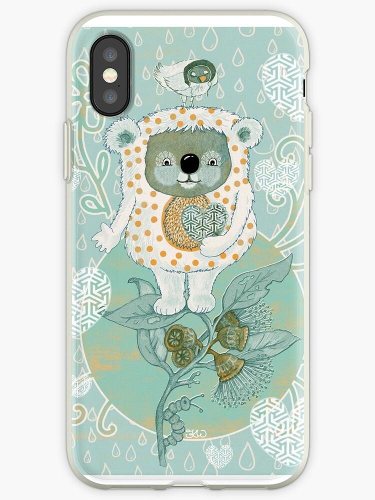Koala Bear and friend by Kayleen West
